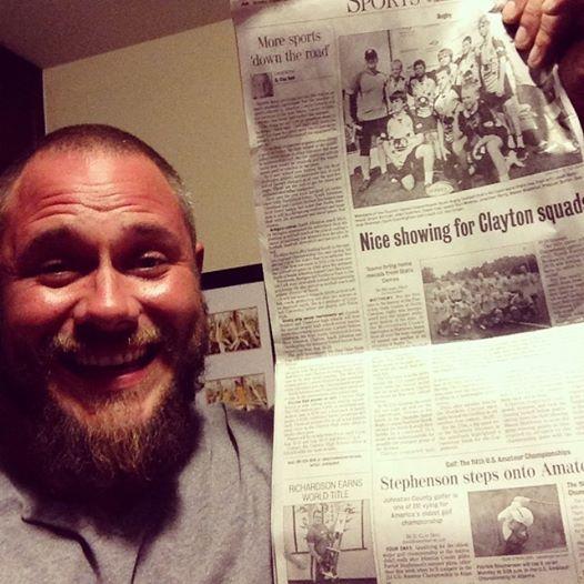 blake news paper